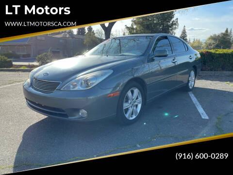 2005 Lexus ES 330 for sale at LT Motors in Rancho Cordova CA
