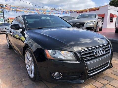 2011 Audi A5 for sale at Cars of Tampa in Tampa FL