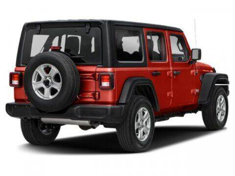 2020 Jeep Wrangler Unlimited for sale at Stephen Wade Pre-Owned Supercenter in Saint George UT