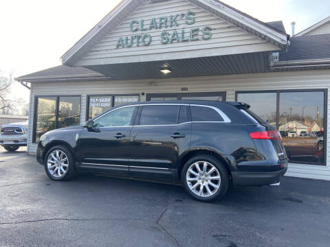 2010 Lincoln MKT for sale at Clarks Auto Sales in Middletown OH