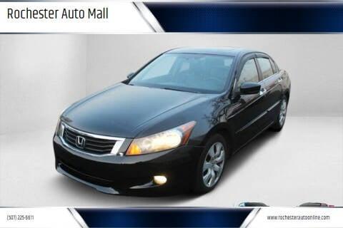 2008 Honda Accord for sale at Rochester Auto Mall in Rochester MN