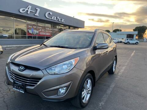 2013 Hyundai Tucson for sale at A1 Carz, Inc in Sacramento CA