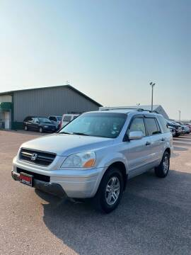 2003 Honda Pilot for sale at Broadway Auto Sales in South Sioux City NE