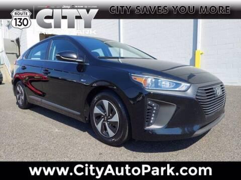 2019 Hyundai Ioniq Hybrid for sale at City Auto Park in Burlington NJ
