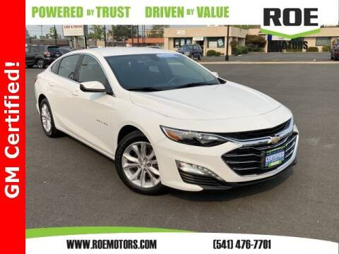 2019 Chevrolet Malibu for sale at Roe Motors in Grants Pass OR