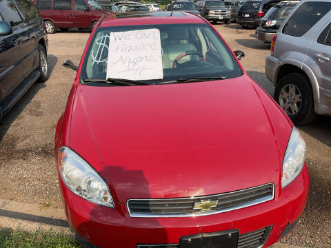 2007 Chevrolet Impala for sale at Continental Auto Sales in White Bear Lake MN