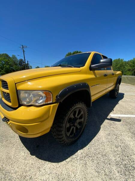 2005 Dodge Ram Pickup 2500 for sale at Priority One Auto Sales in Stokesdale NC