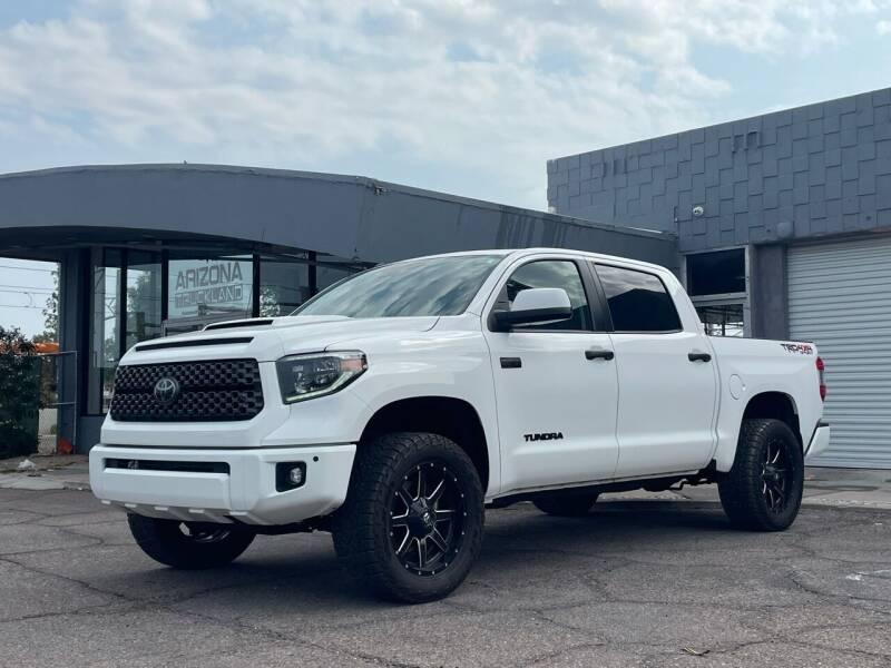 2019 Toyota Tundra for sale at ARIZONA TRUCKLAND in Mesa AZ