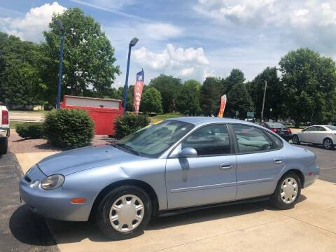 1997 Ford Taurus for sale at TNT Motor Sales in Oregon IL