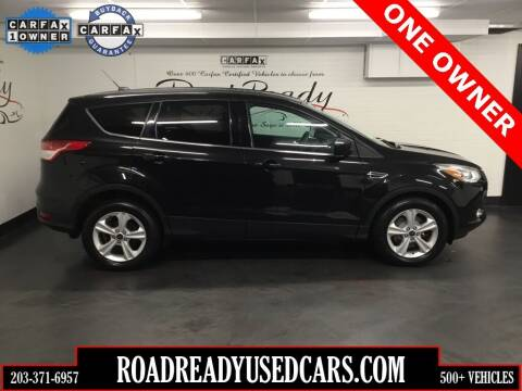 2015 Ford Escape for sale at Road Ready Used Cars in Ansonia CT
