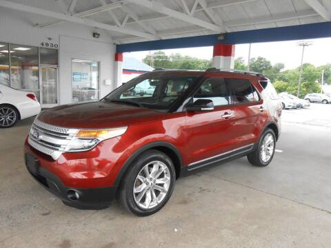 2014 Ford Explorer for sale at Auto America - Monroe in Monroe NC