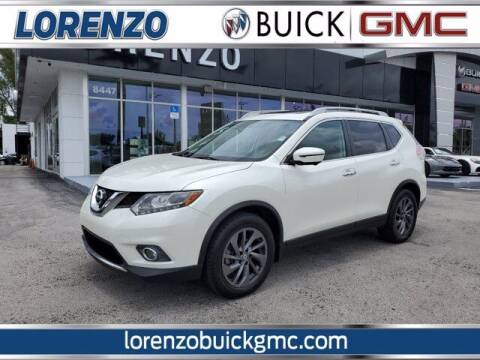2016 Nissan Rogue for sale at Lorenzo Buick GMC in Miami FL