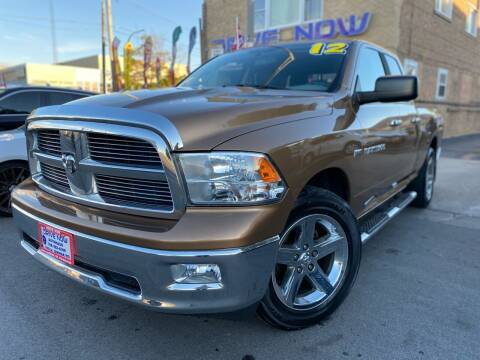 2012 RAM Ram Pickup 1500 for sale at Drive Now Autohaus in Cicero IL