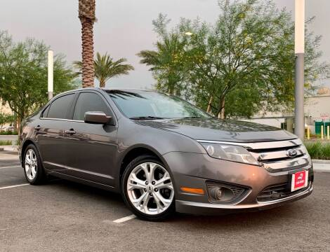 2012 Ford Fusion for sale at Car Hero LLC in Santa Clara CA