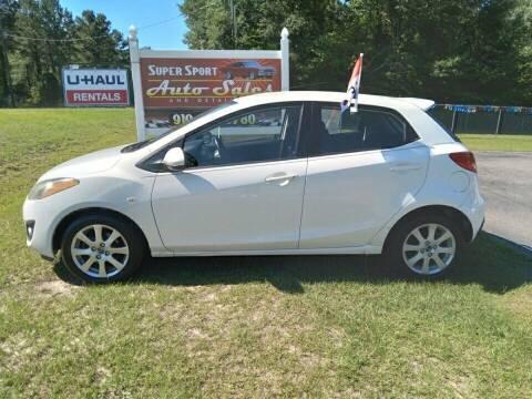 2013 Mazda MAZDA2 for sale at Super Sport Auto Sales in Hope Mills NC