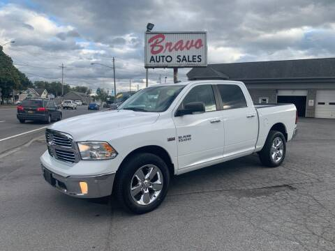 2017 RAM Ram Pickup 1500 for sale at Bravo Auto Sales in Whitesboro NY