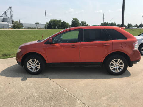 2008 Ford Edge for sale at Lanny's Auto in Winterset IA