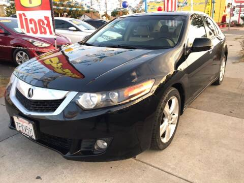 2010 Acura TSX for sale at Plaza Auto Sales in Los Angeles CA