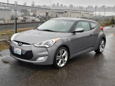 2012 Hyundai Veloster for sale at South Tacoma Motors Inc in Tacoma WA