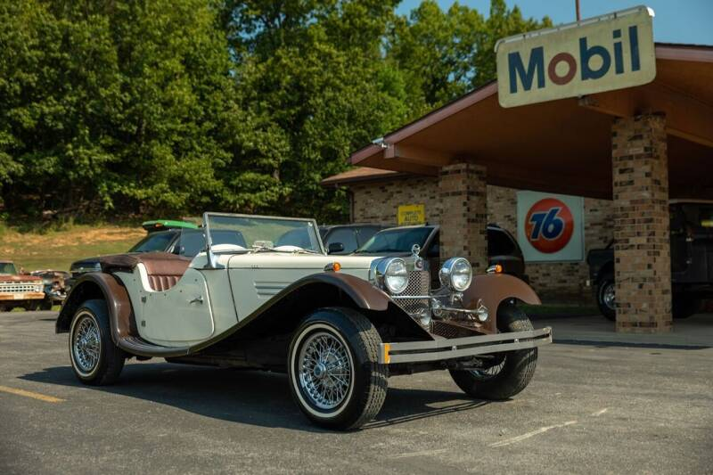 1938 Mercedes-Benz Gazelle Replica for sale at Curts Classics in Dongola IL