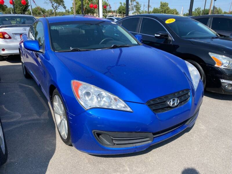 2011 Hyundai Genesis Coupe for sale at Auto Solutions in Warr Acres OK