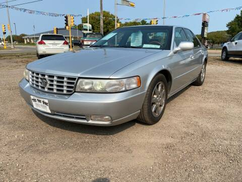 2001 Cadillac Seville for sale at Toy Box Auto Sales LLC in La Crosse WI