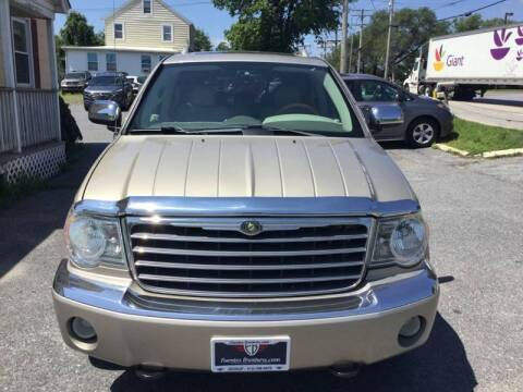 2008 Chrysler Aspen for sale at Fuentes Brothers Auto Sales in Jessup MD