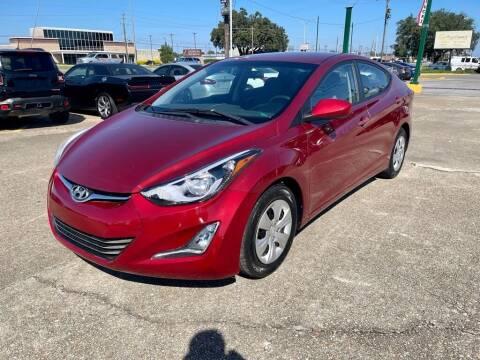 2016 Hyundai Elantra for sale at Southeast Auto Inc in Baton Rouge LA