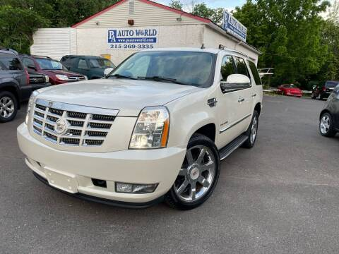 2012 Cadillac Escalade for sale at PA Auto World in Levittown PA