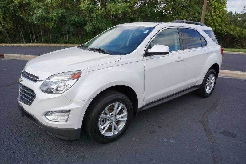 2017 Chevrolet Equinox for sale at Modern Motors - Thomasville INC in Thomasville NC