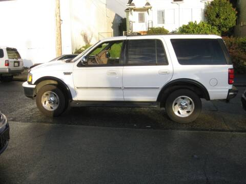 1997 Ford Expedition for sale at UNIVERSITY MOTORSPORTS in Seattle WA