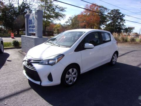 2017 Toyota Yaris for sale at Good To Go Auto Sales in Mcdonough GA