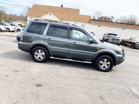 2007 Honda Pilot for sale at New Wave Auto of Vineland in Vineland NJ