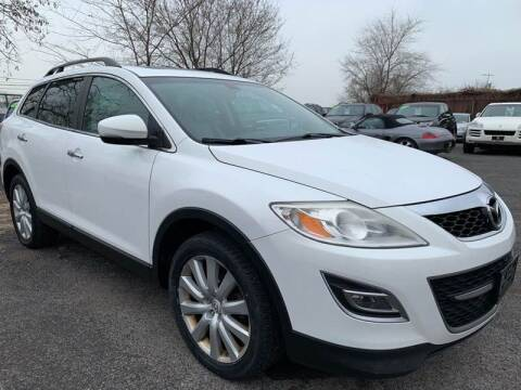 2010 Mazda CX-9 for sale at TD MOTOR LEASING LLC in Staten Island NY