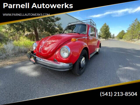 1974 Volkswagen Beetle for sale at Parnell Autowerks in Bend OR