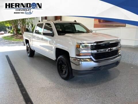 2016 Chevrolet Silverado 1500 for sale at Herndon Chevrolet in Lexington SC