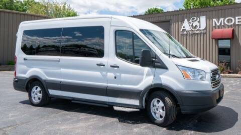 2018 Ford Transit Passenger for sale at A&J Mobility in Valders WI