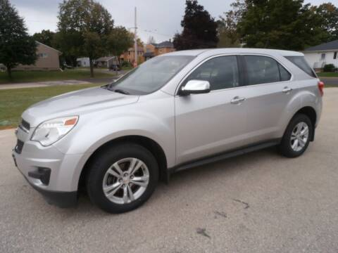 2014 Chevrolet Equinox for sale at A-Auto Luxury Motorsports in Milwaukee WI