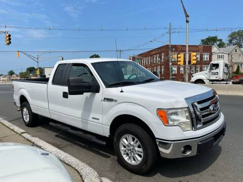 2012 Ford F-150 for sale at G1 AUTO SALES II in Elizabeth NJ