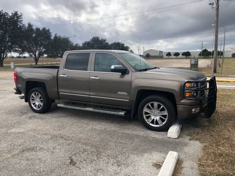 2015 Chevrolet Silverado 1500 for sale at Rock Motors LLC in Victoria TX