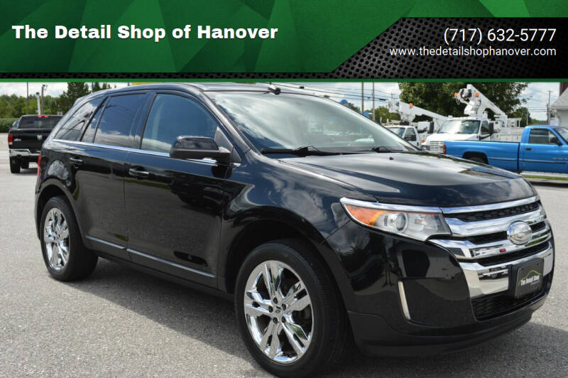 2013 Ford Edge for sale at The Detail Shop of Hanover in New Oxford PA