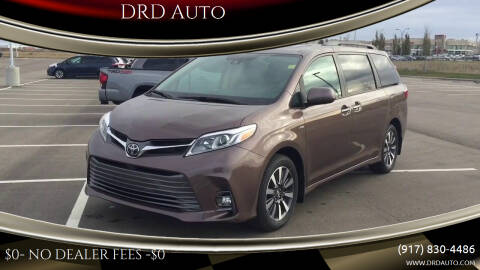 2019 Toyota Sienna for sale at DRD Auto Market in Flushing NY