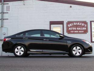 2012 Hyundai Sonata Hybrid for sale at Brubakers Auto Sales in Myerstown PA