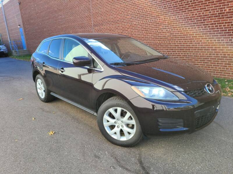 2008 Mazda CX-7 for sale at Minnesota Auto Sales in Golden Valley MN
