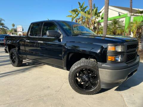 2014 Chevrolet Silverado 1500 for sale at Luxury Auto Lounge in Costa Mesa CA