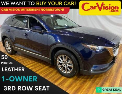 2017 Mazda CX-9 for sale at Car Vision Mitsubishi Norristown in Trooper PA