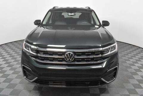 2021 Volkswagen Atlas for sale at Southern Auto Solutions - Georgia Car Finder - Southern Auto Solutions-Jim Ellis Volkswagen Atlan in Marietta GA