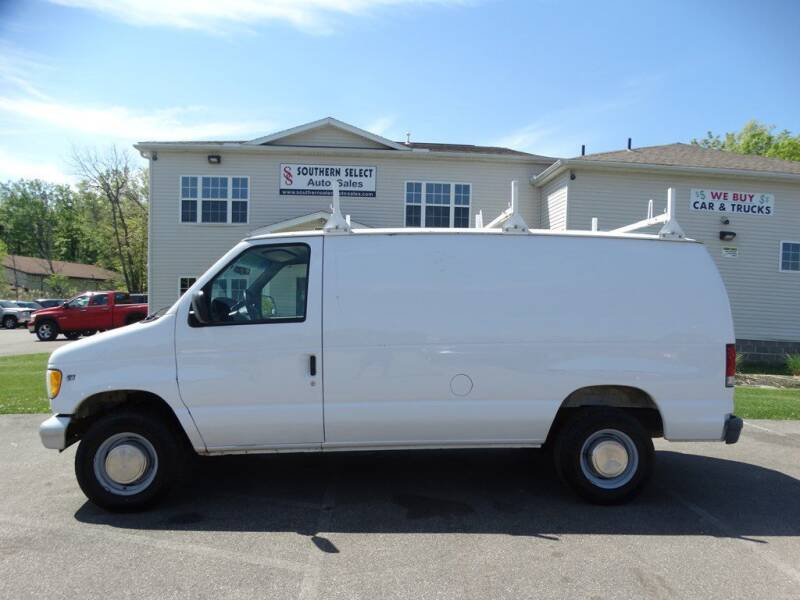 2000 Ford E-250 for sale in Medina, OH