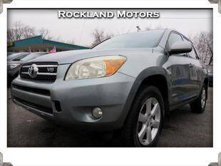 2008 Toyota RAV4 for sale at Rockland Automall - Rockland Motors in West Nyack NY