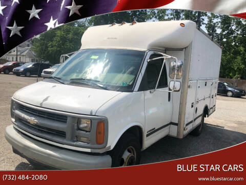 2000 Chevrolet Express Cutaway for sale at Blue Star Cars in Jamesburg NJ